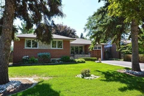 House for sale at 316 Pathfinder Dr Mississauga Ontario - MLS: W4860339