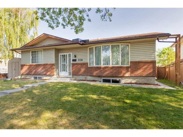 Sold: 316 Rundlelawn Road Northeast, Calgary, AB