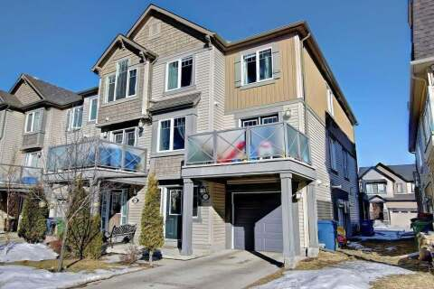 Townhouse for sale at 316 Windstone Garden(s) Southwest Airdrie Alberta - MLS: C4302082