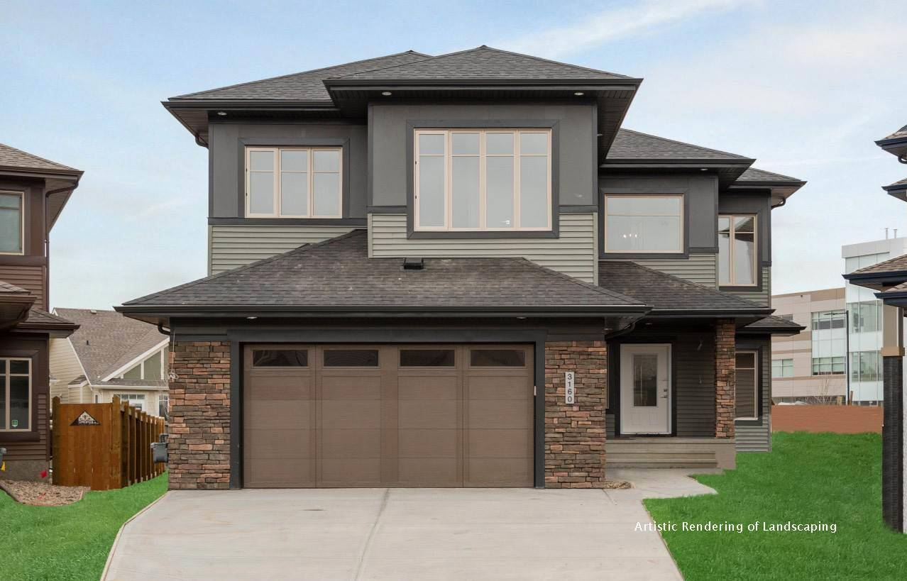 House for sale at 3160 Allan Landng Sw Edmonton Alberta - MLS: E4173007