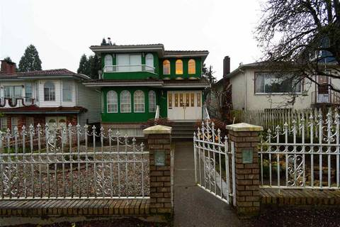 House for sale at 3160 Kings Ave Vancouver British Columbia - MLS: R2333779