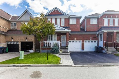 Townhouse for sale at 3160 Morning Glory Me Mississauga Ontario - MLS: W4608519