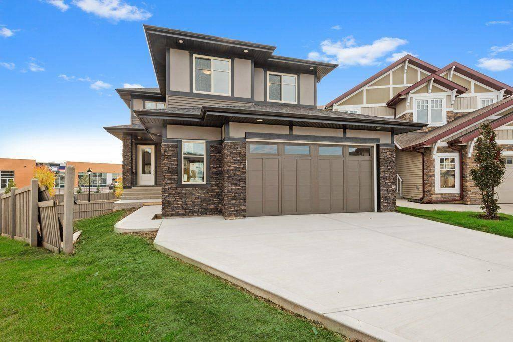 House for sale at 3161 Allan Landng Sw Edmonton Alberta - MLS: E4175505