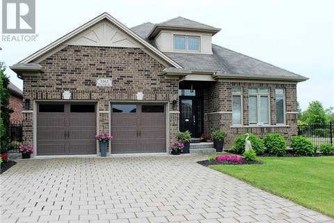 House for sale at 3161 Pincombe Dr London Ontario - MLS: 204389