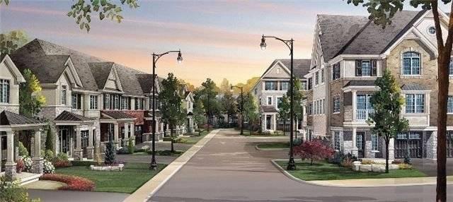 Townhouse for sale at 3165 Trafalgar Rd Oakville Ontario - MLS: W4375921