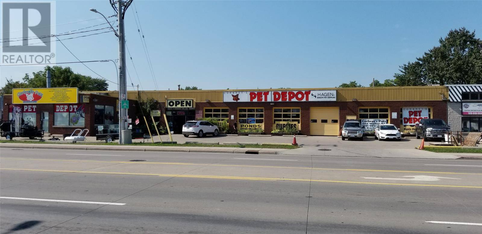 Commercial property for sale at 3165 Walker Rd Windsor Ontario - MLS: 20001063