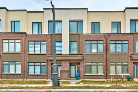 Townhouse for sale at 3167 Ernest Appelbe Blvd Oakville Ontario - MLS: W4742014