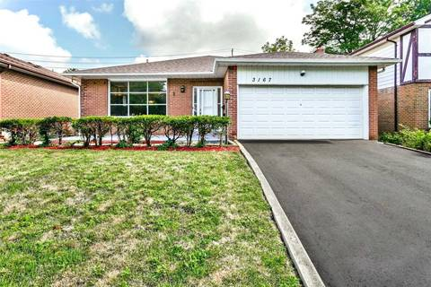 House for sale at 3167 Ibbetson Cres Mississauga Ontario - MLS: W4554730