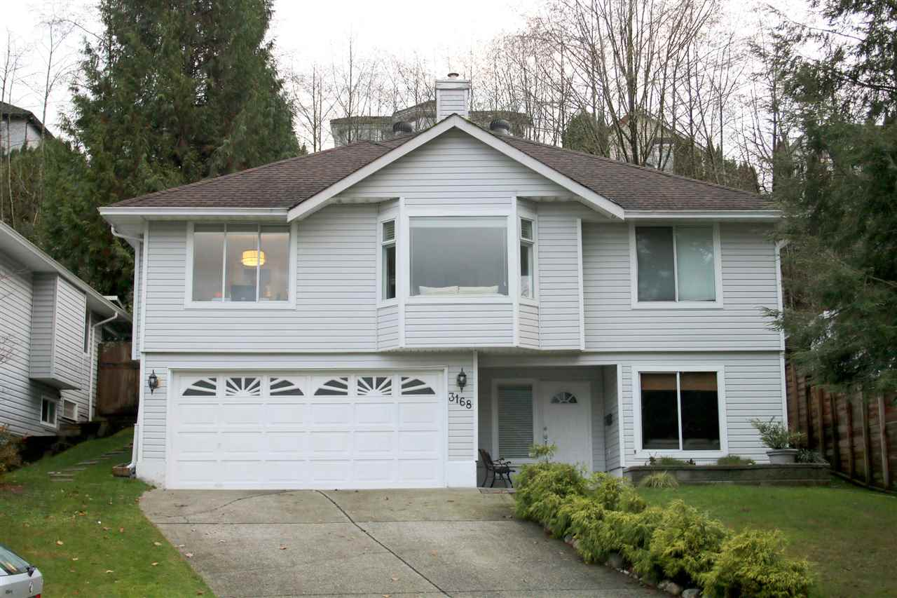For Sale: 3168 Pier Drive, Coquitlam, BC | 4 Bed, 3 Bath House for $1,088,000. See 18 photos!