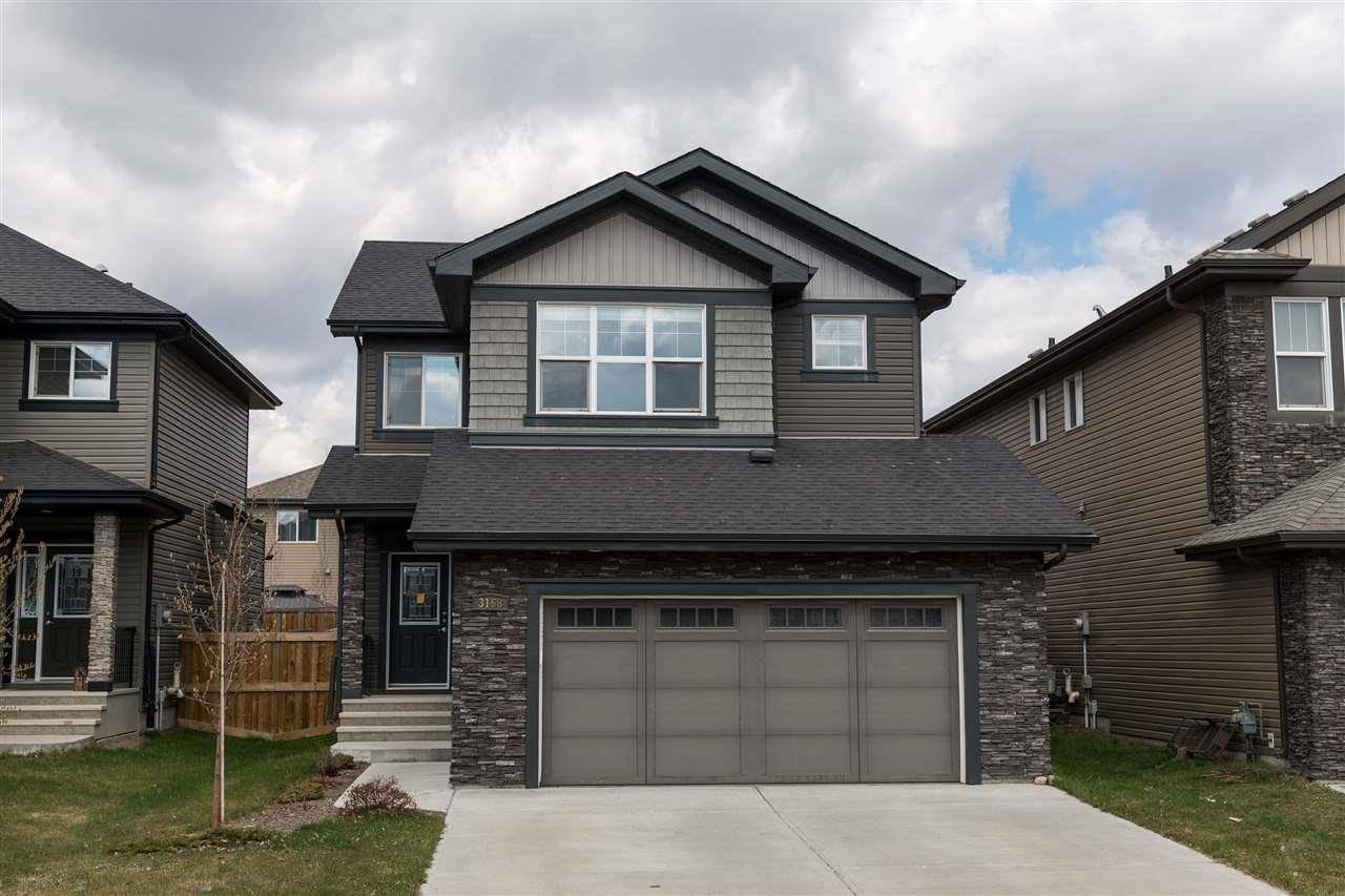 House for sale at 3168 Whitelaw Dr Nw Edmonton Alberta - MLS: E4175680
