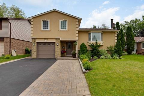 House for sale at 3169 Windwood Dr Mississauga Ontario - MLS: W4496000