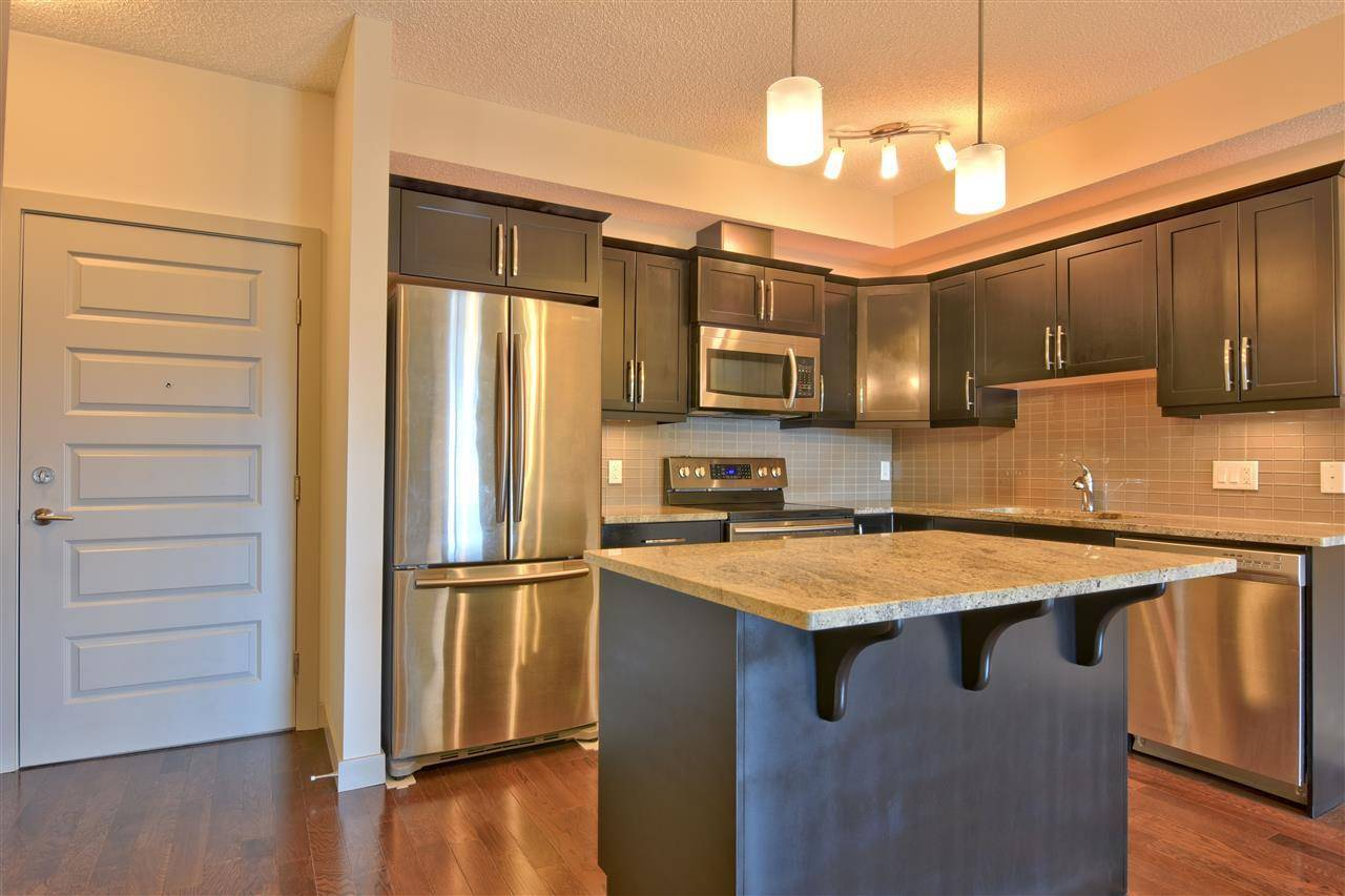 Condo for sale at 10530 56 Ave Nw Unit 317 Edmonton Alberta - MLS: E4167733