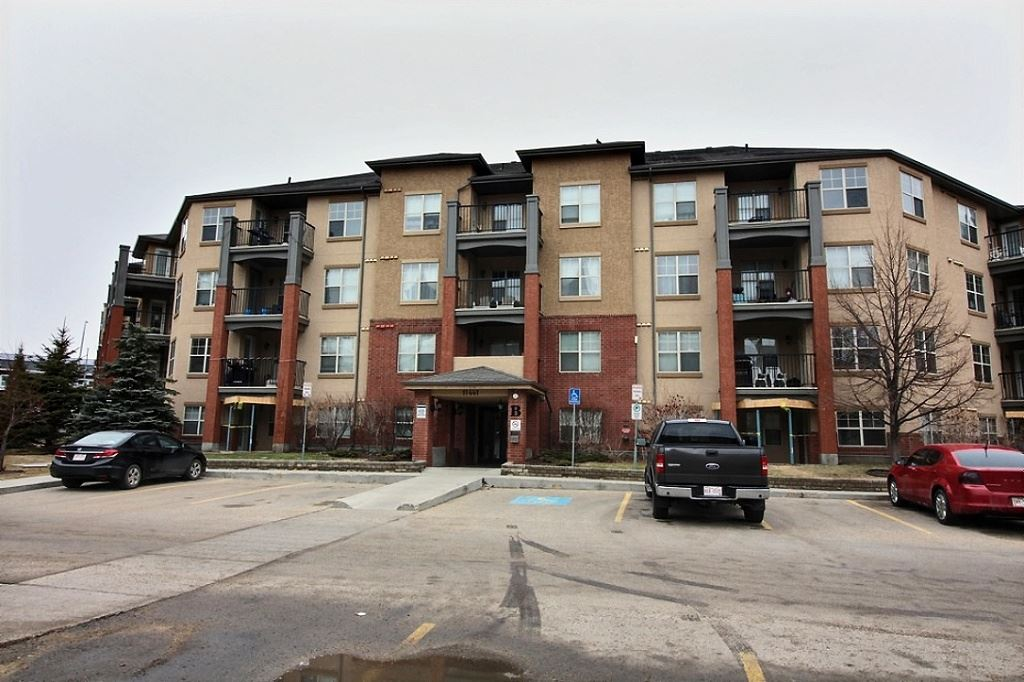 Buliding: 11441 Ellerslie Road, Edmonton, AB
