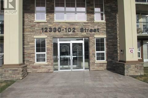 Condo for sale at 12330 102 St Unit 317 Grande Prairie Alberta - MLS: GP207271