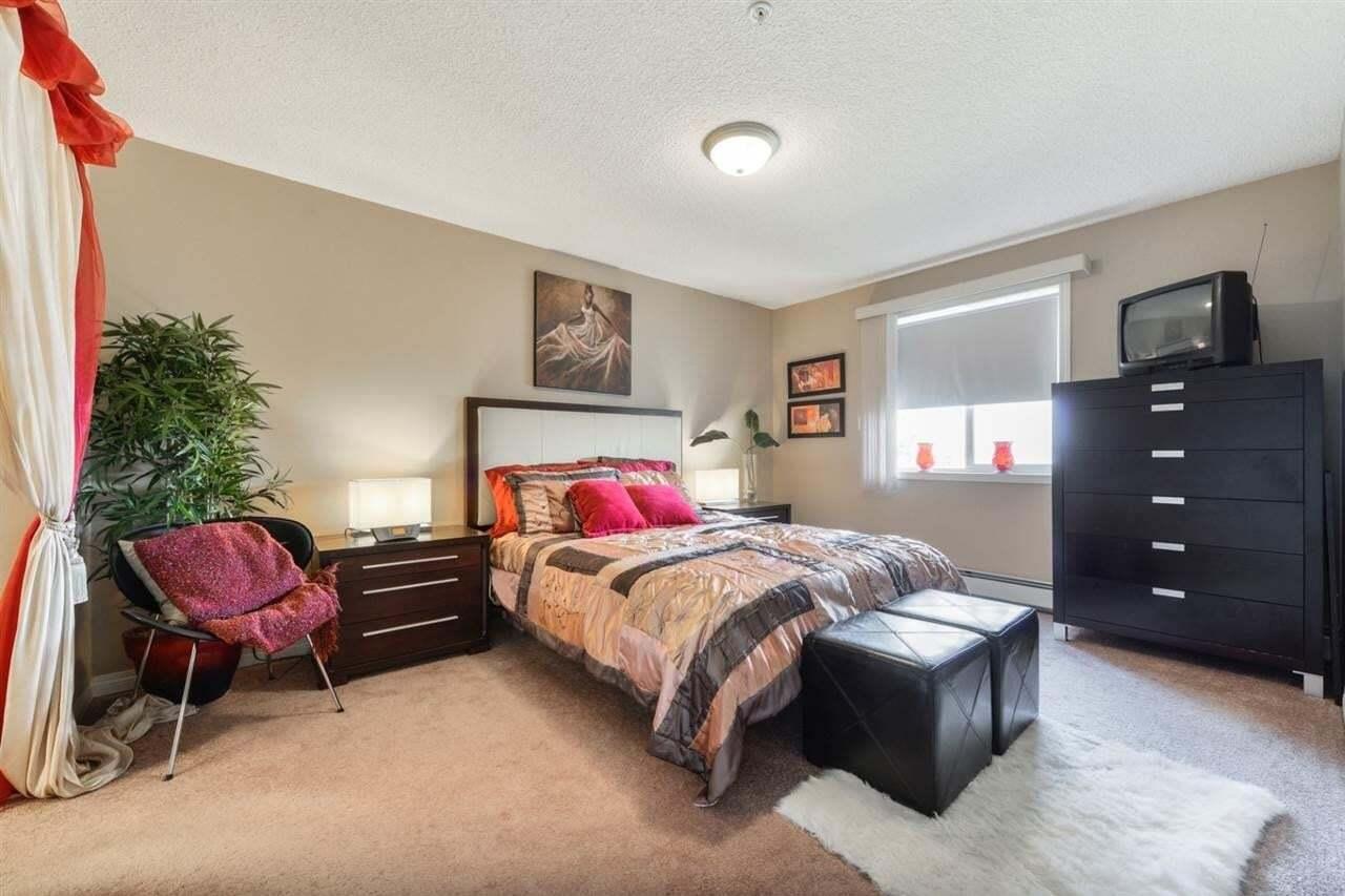Condo for sale at 245 Edwards Dr SW Unit 317 Edmonton Alberta - MLS: E4199455