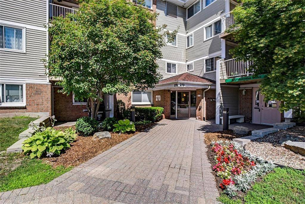 Condo for sale at 270 Brittany Dr Unit 317 Ottawa Ontario - MLS: 1161514