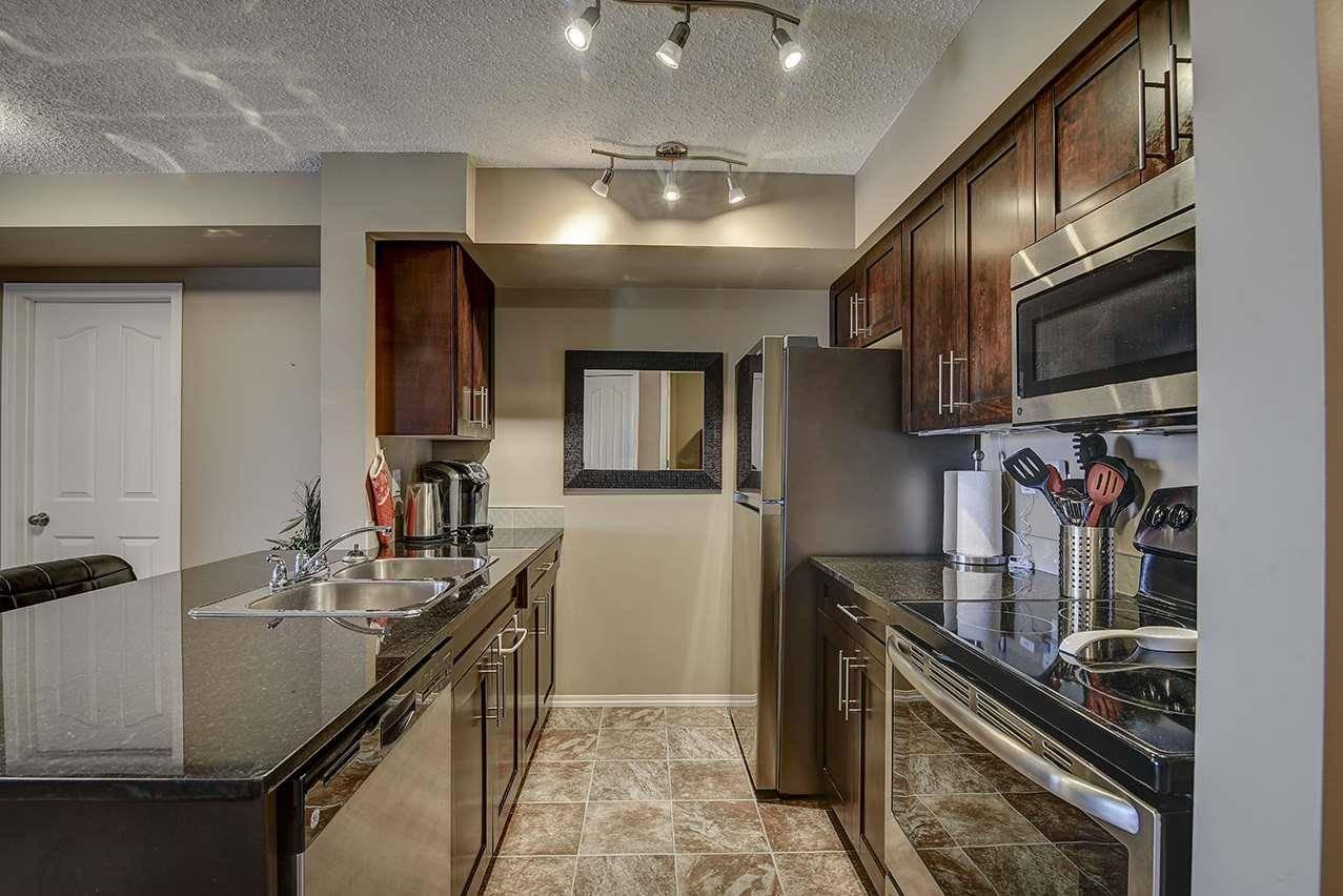 Condo for sale at 270 Mcconachie Dr Nw Unit 317 Edmonton Alberta - MLS: E4169898