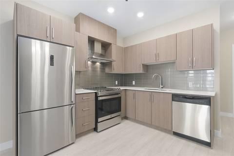 Condo for sale at 2889 1st Ave E Unit 317 Vancouver British Columbia - MLS: R2366987