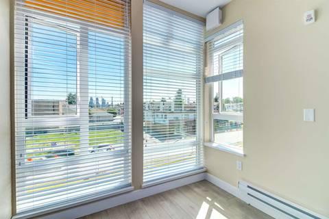 Condo for sale at 2889 1st Ave E Unit 317 Vancouver British Columbia - MLS: R2372823