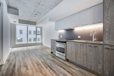 Apartment for rent at 30 Baseball Pl Unit 317 Toronto Ontario - MLS: E4727483