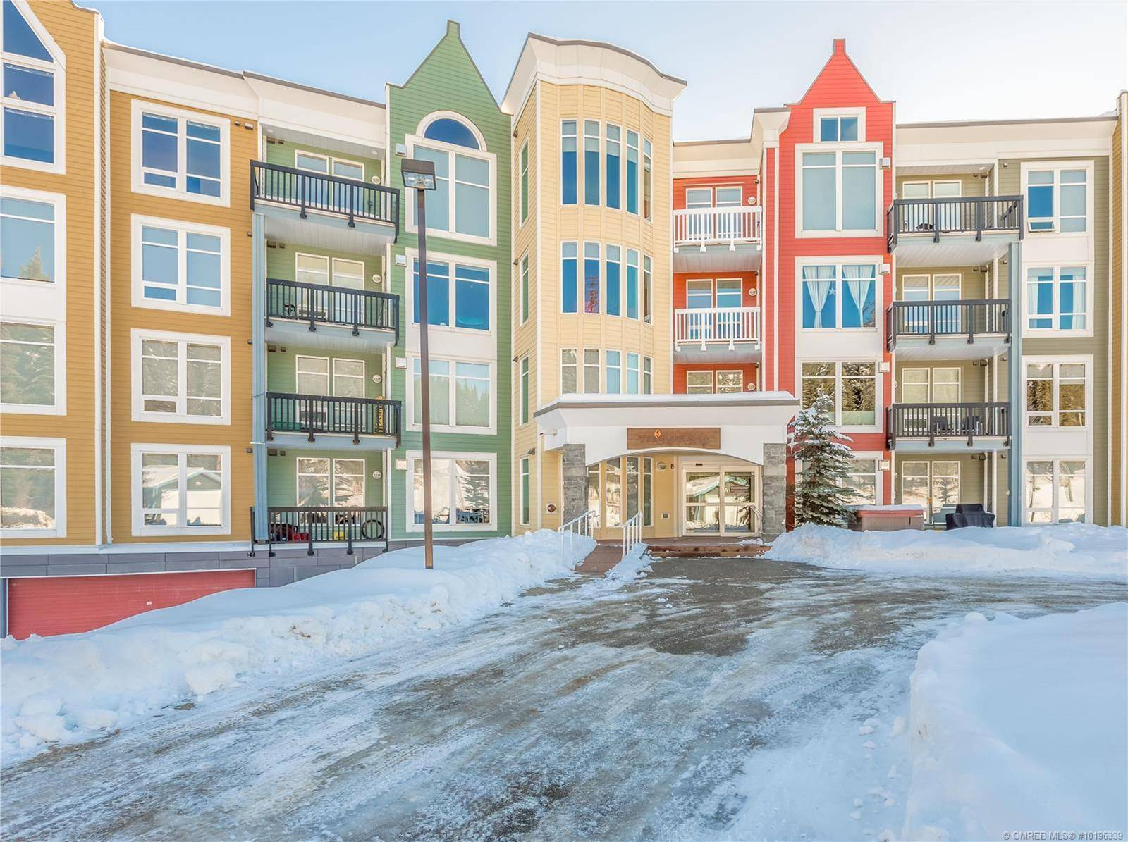 Condo for sale at 30 Monashee Rd Unit 317 Silver Star Mountain British Columbia - MLS: 10196339