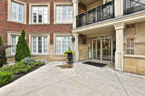 Condo for sale at 3351 Cawthra Rd Unit 317 Mississauga Ontario - MLS: W4545426