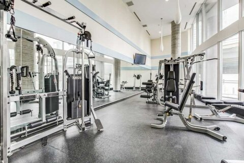 Apartment for rent at 38 Dan Leckie Wy Unit 317 Toronto Ontario - MLS: C5002448
