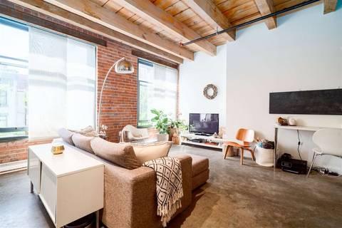 Condo for sale at 55 Cordova St E Unit 317 Vancouver British Columbia - MLS: R2366980