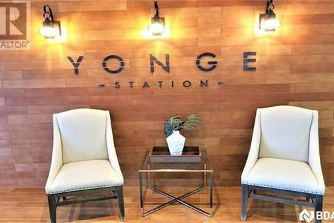 Condo for sale at 720 Yonge St Unit 317 Barrie Ontario - MLS: 30720455