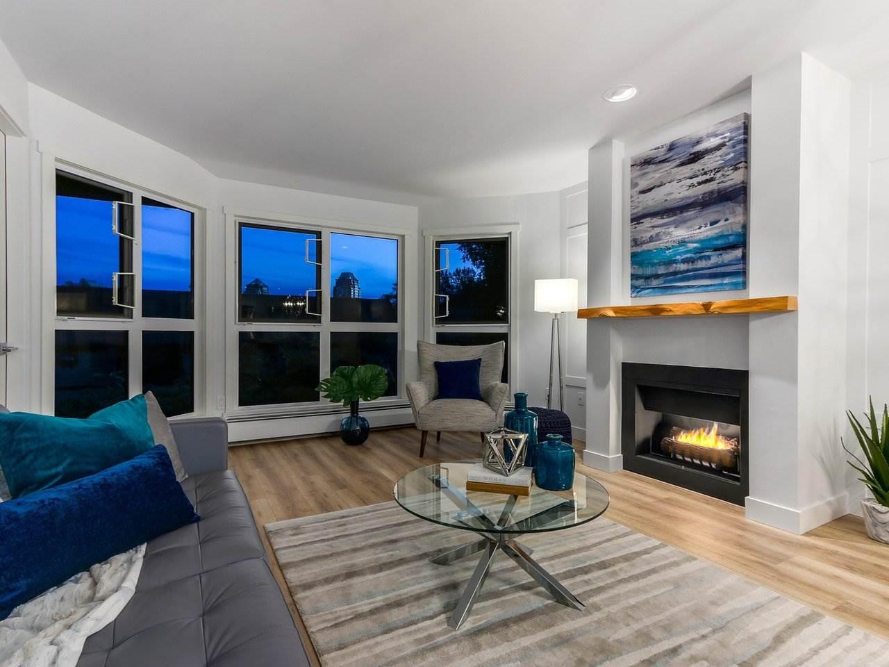 The Beresford Condos: 7377 Salisbury Avenue, Burnaby, BC