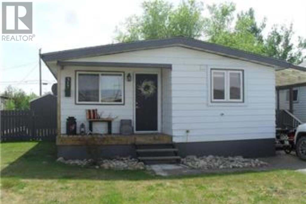 House for sale at 317 7th Ave Southeast Manning Alberta - MLS: A1001678