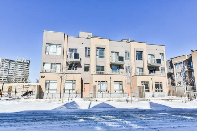 For Sale: 80 Orchard Place, Toronto, ON | 2 Bed, 2 Bath Townhouse for $609,000. See 20 photos!