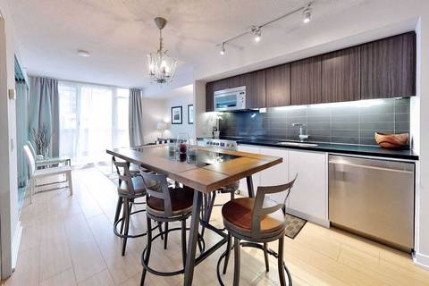 Condo for sale at 85 Queens Wharf Rd Unit 317 Toronto Ontario - MLS: C4733613