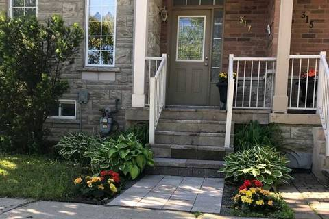 Townhouse for rent at 317 Bantry Ave Richmond Hill Ontario - MLS: N4635733