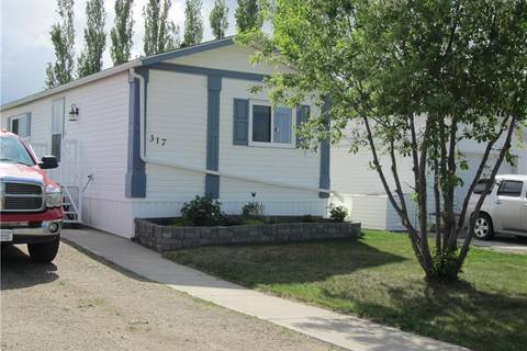 House for sale at 317 Cottonwood By Vulcan Alberta - MLS: C4242535