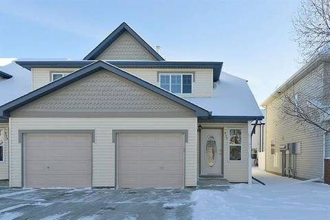 Townhouse for sale at 317 Country Village Ca Northeast Calgary Alberta - MLS: C4235898