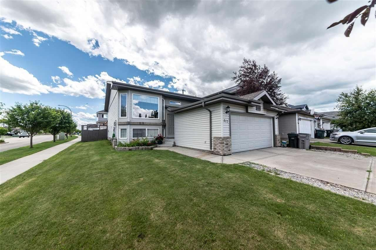 House for sale at 317 Fairway Dr Stony Plain Alberta - MLS: E4206837