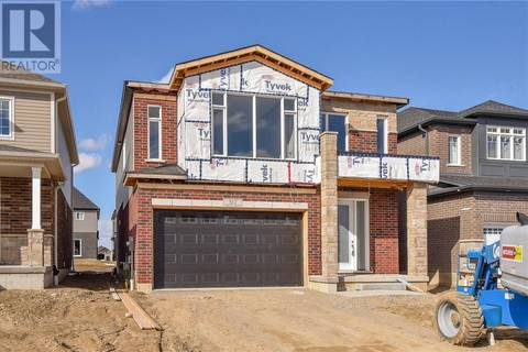 House for sale at 317 Freure Dr Cambridge Ontario - MLS: 30724669