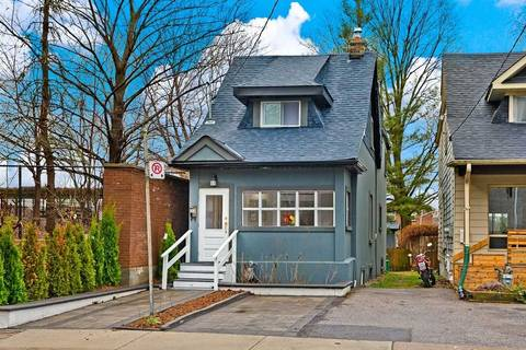 House for sale at 317 Gowan Ave Toronto Ontario - MLS: E4496027