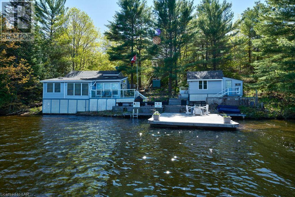 House for sale at 317 Hasketts Rd Port Severn Ontario - MLS: 219981