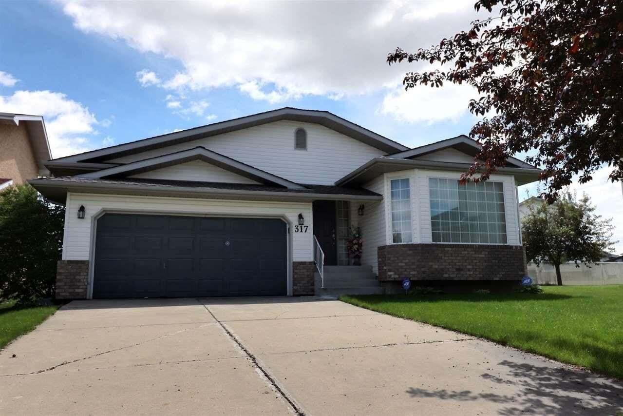 House for sale at 317 Hollick-kenyon Rd NW Edmonton Alberta - MLS: E4200025
