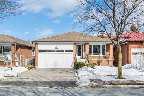 House for sale at 317 Huntsmill Blvd Toronto Ontario - MLS: E4696801