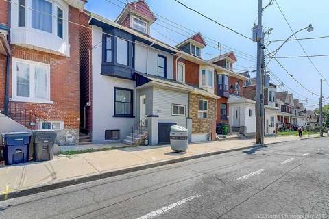 Townhouse for sale at 317 Jones Ave Toronto Ontario - MLS: E4514082