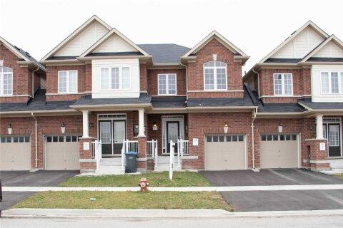 Townhouse for sale at 317 Robert Parkinson Dr Brampton Ontario - MLS: W4938466