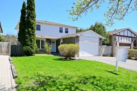 House for sale at 317 Salerno St Oshawa Ontario - MLS: E4452078