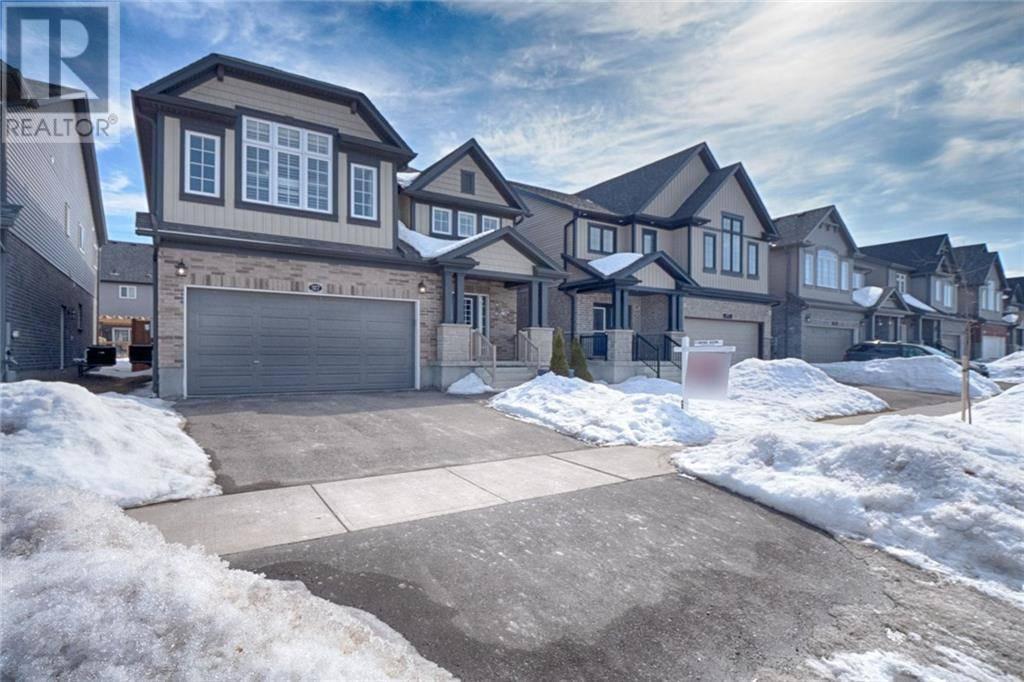 House for sale at 317 Sweet Gale St Waterloo Ontario - MLS: 30799862