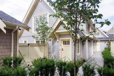 Townhouse for sale at 3170 Burrard St Vancouver British Columbia - MLS: R2494364