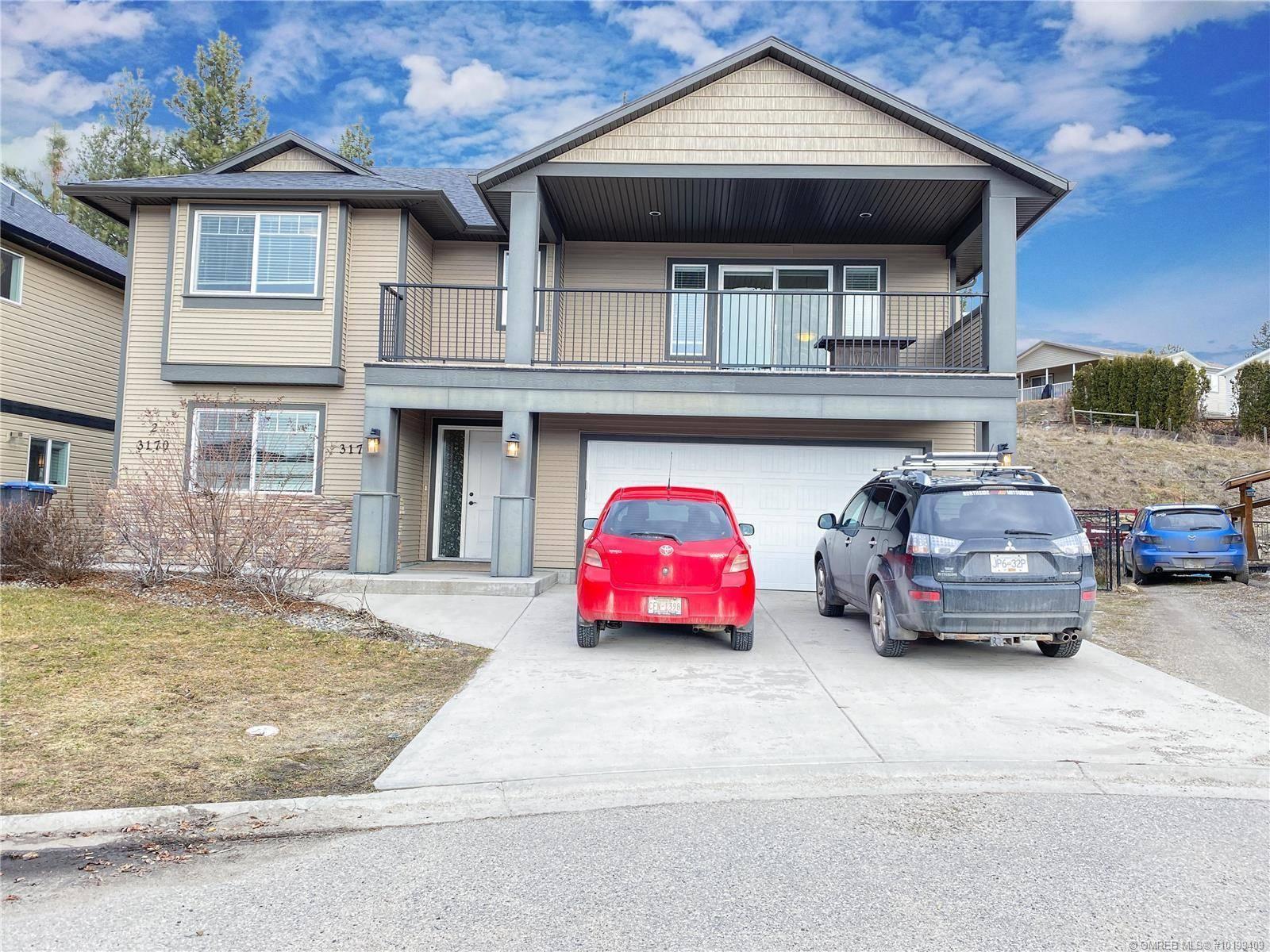 House for sale at 3170 Mustang Ct Kelowna British Columbia - MLS: 10199409