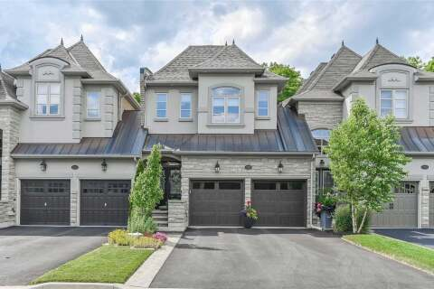 Townhouse for sale at 3171 Watercliffe Ct Oakville Ontario - MLS: W4816314