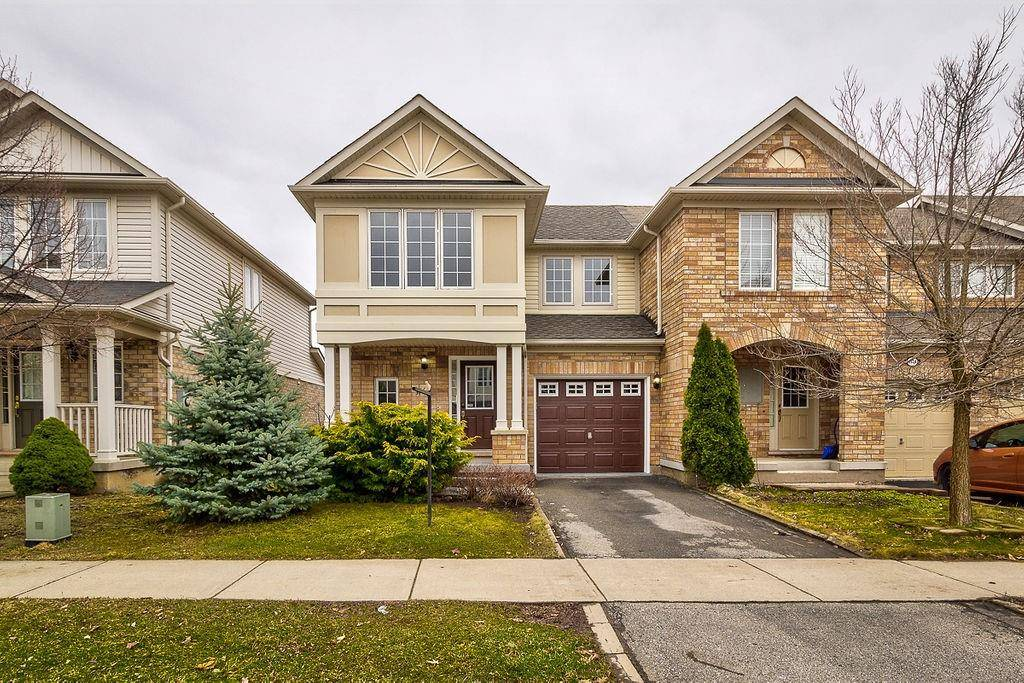 Townhouse for sale at 3172 Stornoway Circ Oakville Ontario - MLS: H4076042